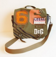 D&G Sacca UNISEX Tracolla Military